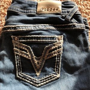 Vigoss boot cut jean